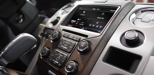 Ford: Return of conventional controls on MyFord Touch