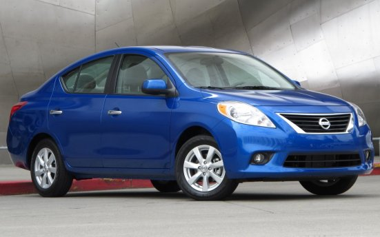 Upscale small car – 2013 for the most in demand cars