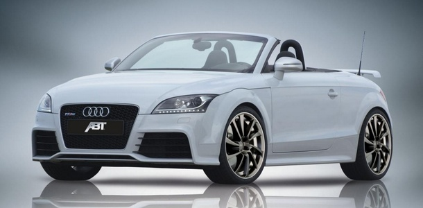 Audi TT-RS and RS plus by ABT