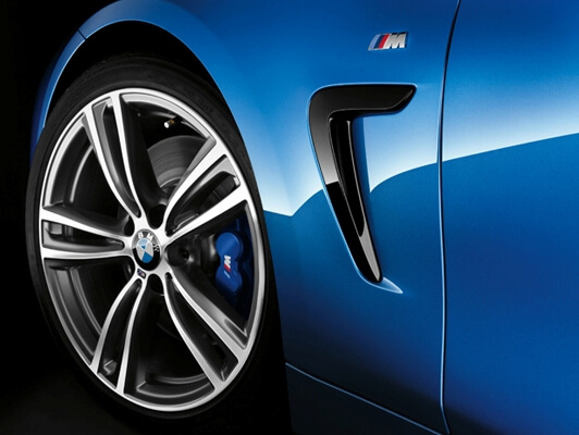 BMW M4: A concept at Pebble Beach?