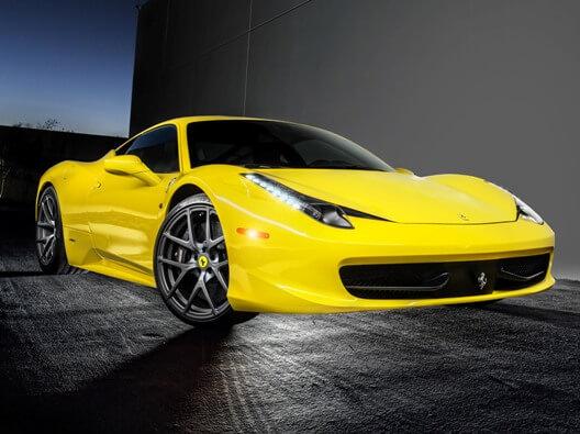 Ferrari 458 Italia by Vorsteiner