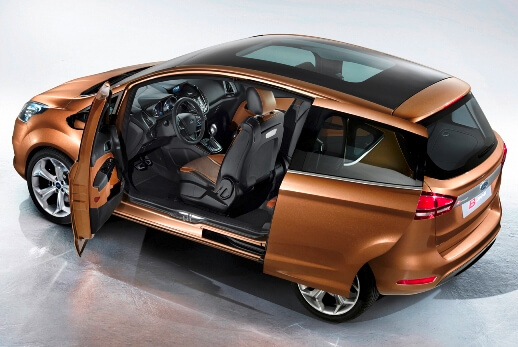 Ford B-Max EcoBoost Edition