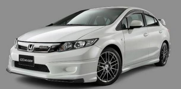 Honda Civic Mugen