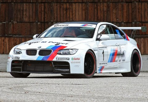 720 hp for the G-Power M3 GT2 R