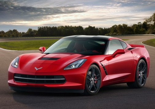 2014 Chevrolet Corvette Stingray: Low cost supercar