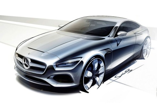 Mercedes S-Class Coupe, goodbye CL