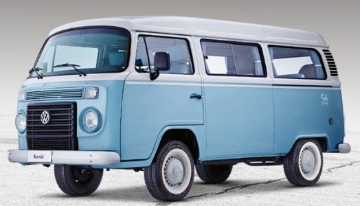 Volkswagen Kombi: a special edition before the end clap