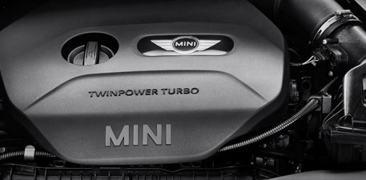 The new Mini unveils some new techniques