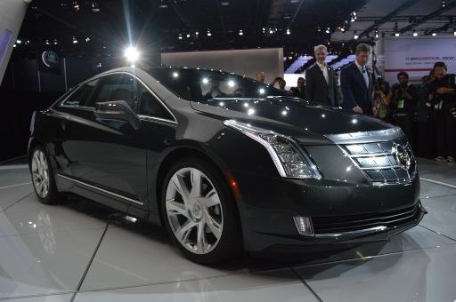 Cadillac ELR: $75,995 (!)