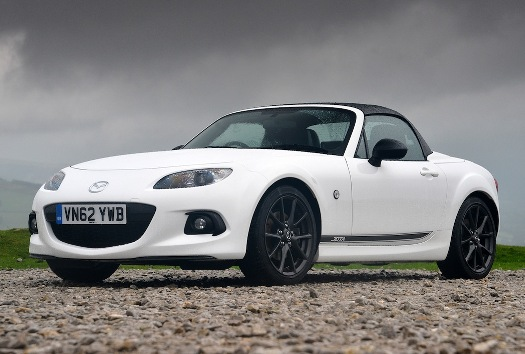 Mazda MX-5 GT: Thanks Jota