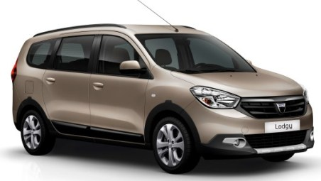 Dacia Lodgy adjusts its range