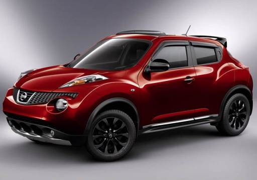 Nissan Juke: consumption and lower CO2