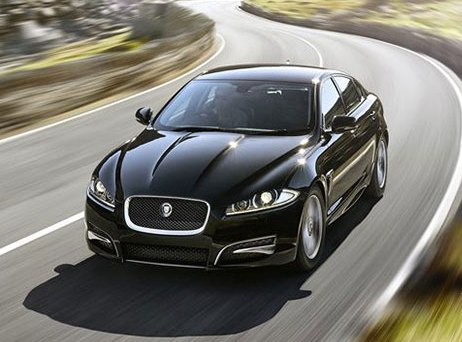 Geneva 2014: Jaguar XF-R Sports
