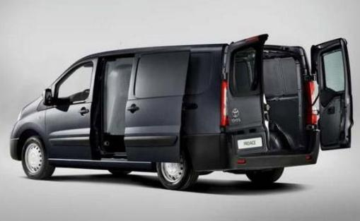 Toyota ProAce: Available soon
