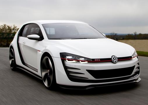 Volkswagen Vision GTI Concept