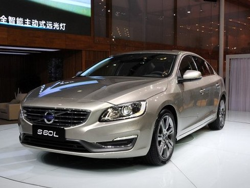 2013 Guangzhou: Volvo S60L