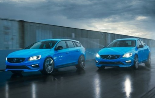 Chicago 2014: Volvo V60 and S60 Polestar