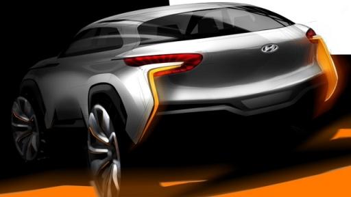 Geneva 2014: Hyundai Intrado Concept