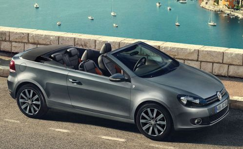 VW Golf Cabriolet Karmann