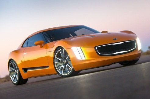 Kia GT4 Stinger: not just a concept?