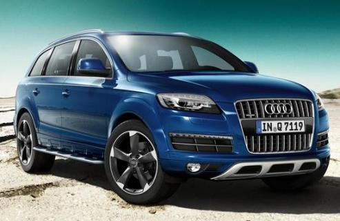 Audi Q7 in Style and Sport series