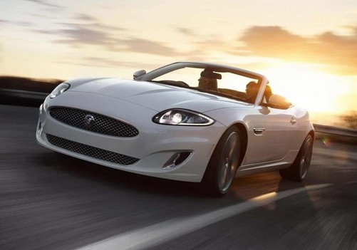 Two special series for the Jaguar XK