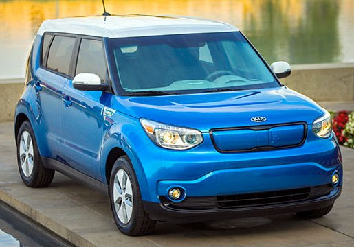 Chicago 2014: Kia Soul EV