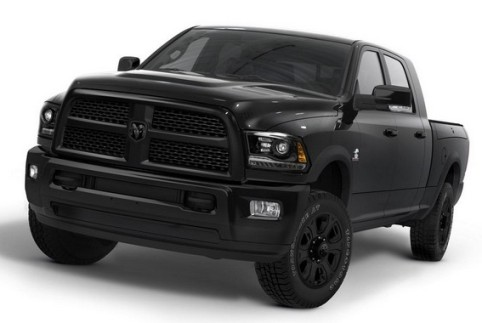 Ram Heavy Duty in Black Package