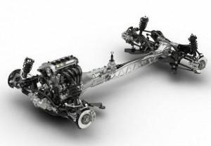 SkyActiv chassis