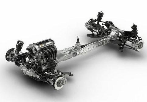 Mazda announces the SkyActiv chassis for the next MX-5