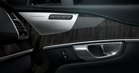 Volvo XC90: A Bowers and Wilkins audio set