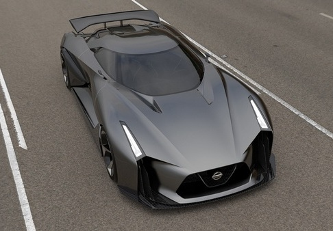 2020 Nissan Concept Vision Gran Turismo