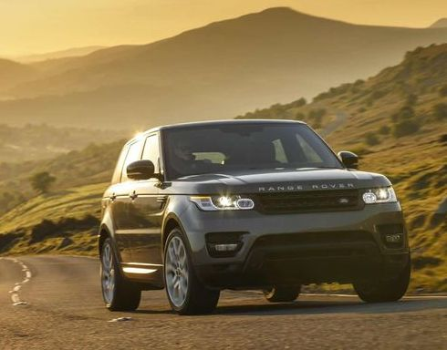Range Rover and Range Rover Sport 2015