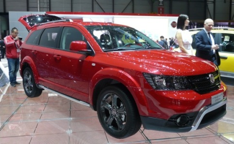 Fiat Freemont Cross: prices