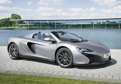 Goodwood 2014: McLaren 650S MSO