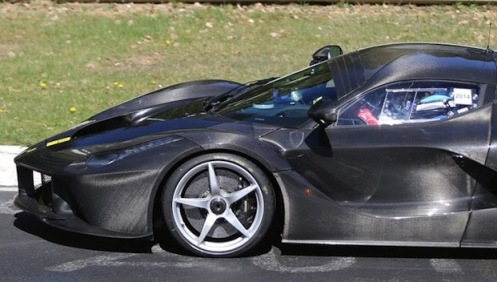 Ferrari LaFerrari XX: Mechanical rumor