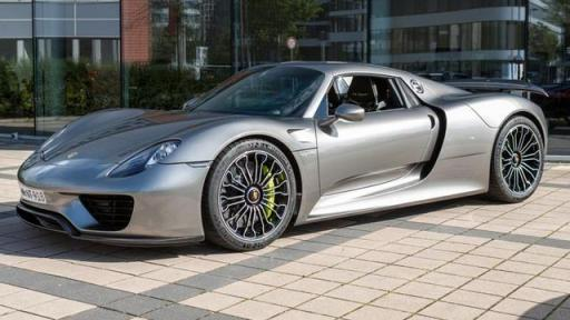 Edo Competition will tackle the Porsche 918 Spyder