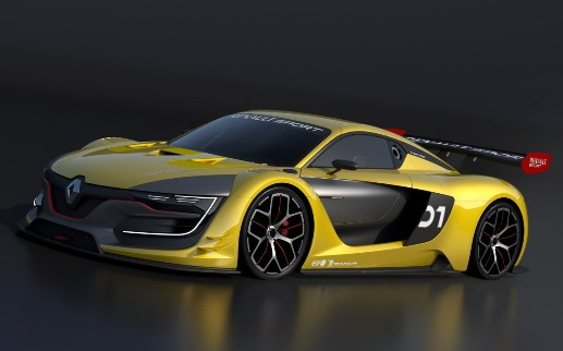 Renault Sport RS 01 is revealed