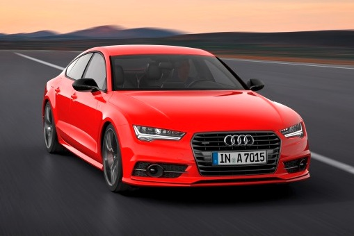 Audi A7 competition: To celebrate 25 years of TDI