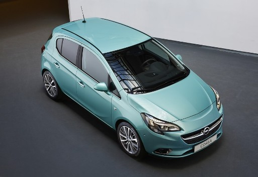 Introducing the new Opel Corsa