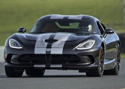 Dodge Viper SRT MY2015