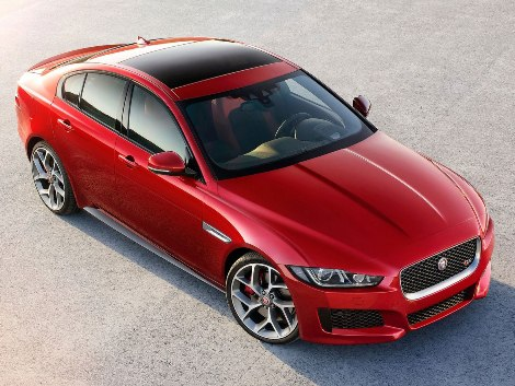 Jaguar XE: Future Jaguar model