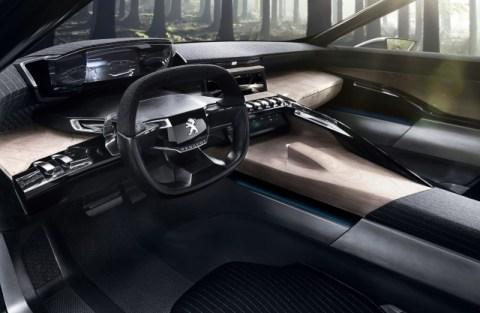 Peugeot EXALT concept returns