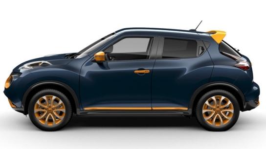 Los Angeles 2014 : Nissan Juke Color Studio
