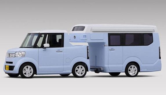 Honda N-Truck/N-Camp