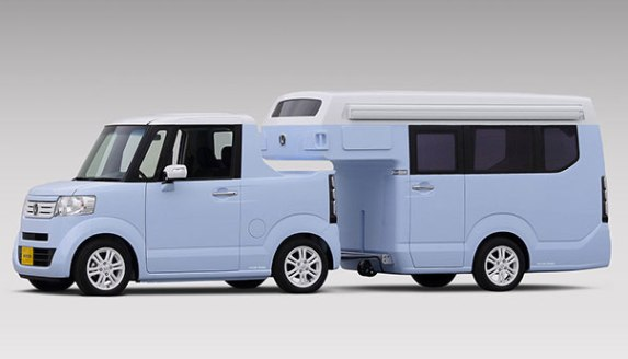 Honda N Truck