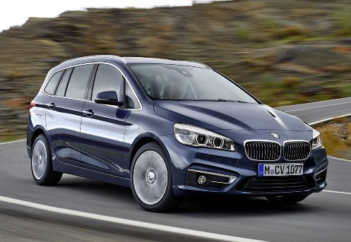 Geneva 2015: BMW 2 Series Gran Tourer