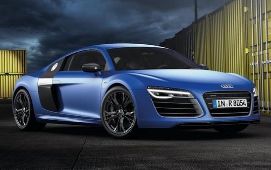 future Audi R8