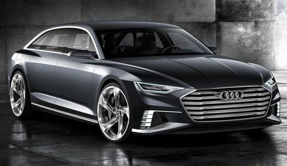 2015 Audi Prologue Avant