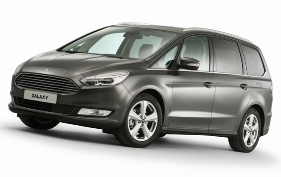 2015 Ford Galaxy, perseverance